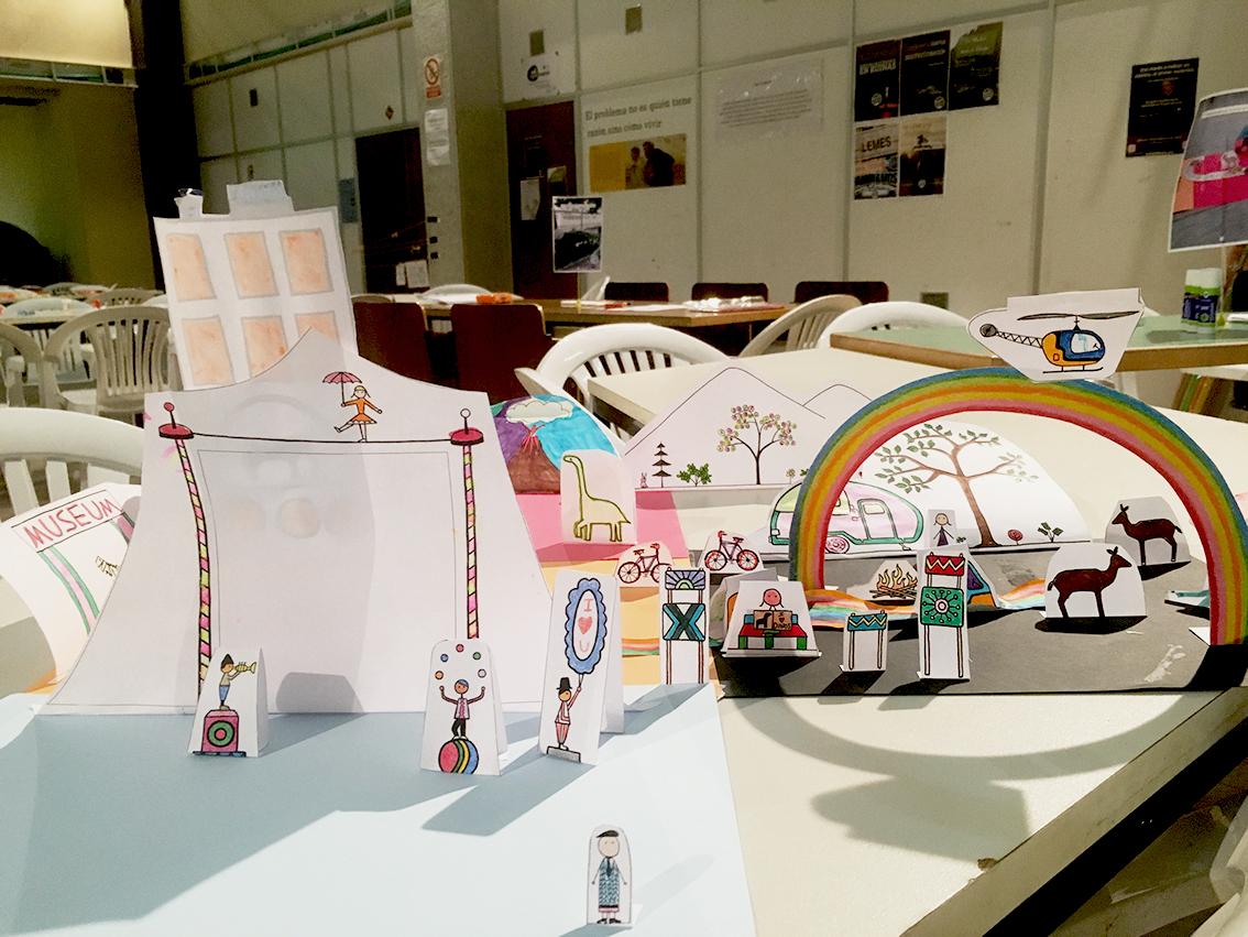 En Marcha 2019 Conjuntos empaticos taller infantil arquitectura  11