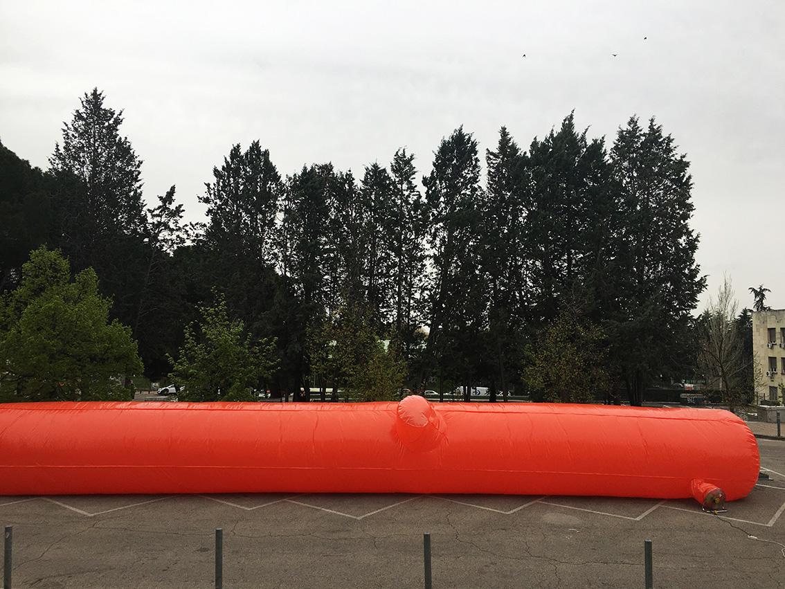 Orange is the new line