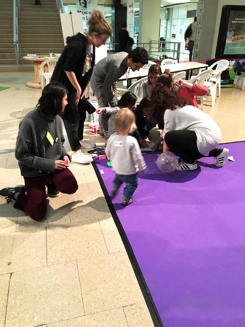 En Marcha 2019 Conjuntos empaticos taller infantil arquitectura  19