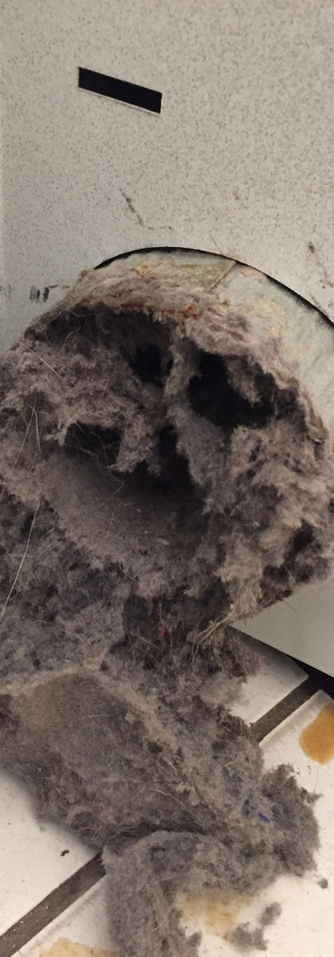 the dangers of lint clogs