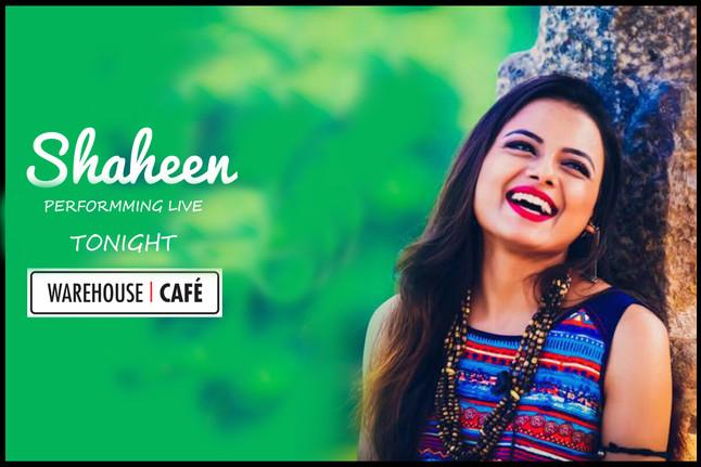 11 - Warehouse cafe shaheen thursday ton