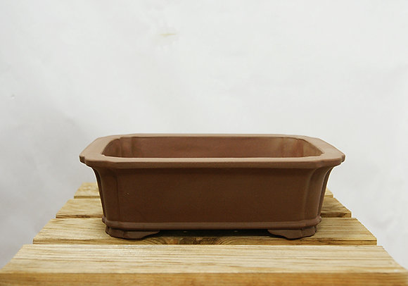 Poterie rectangulaire