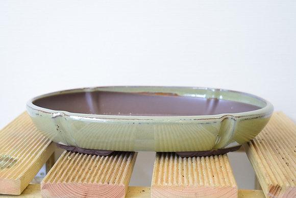 Poterie ovale (2 tailles et 2 couleurs)