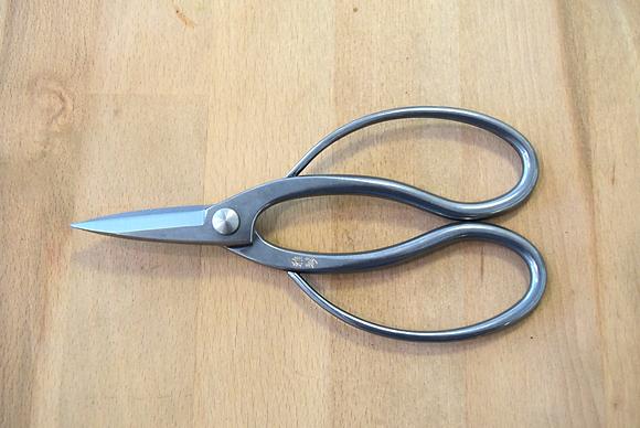 Ciseaux de paume inox - 180 mm