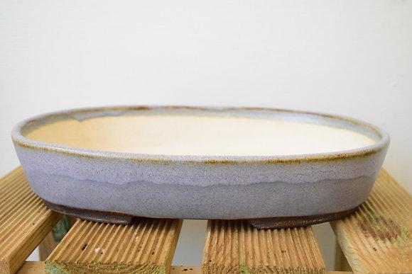 Poterie artisanale ovale