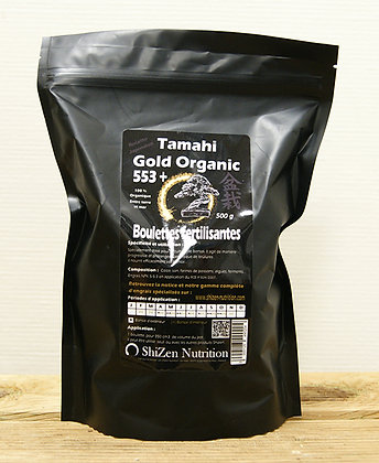 Tamahi Gold Organic - 500 g