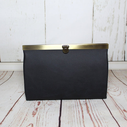 Roxy portemonnee - Zwart