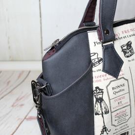 Annette handtas - vintage sewing €99,95