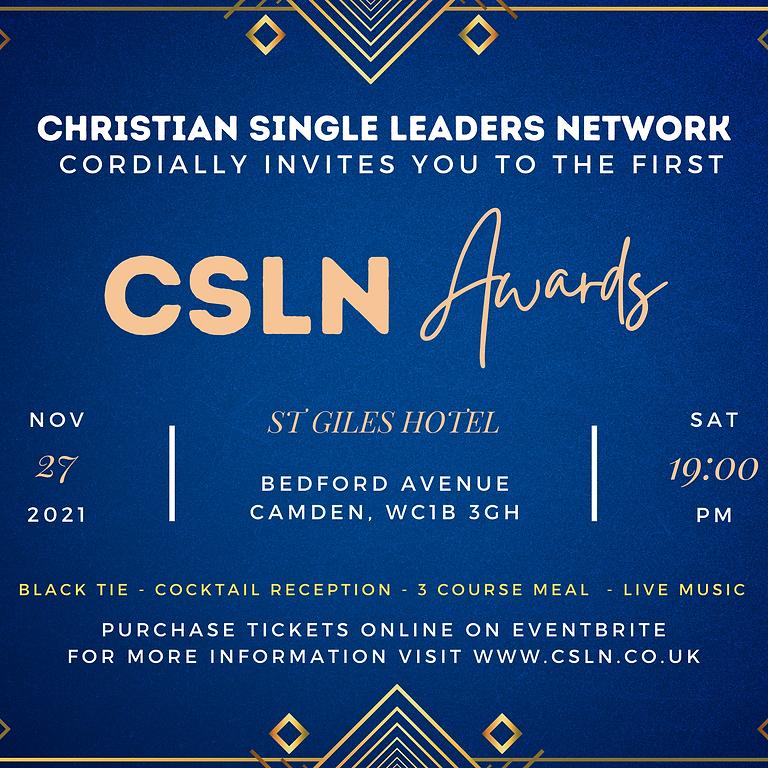 CSLN Awards 2021 - RSVP List