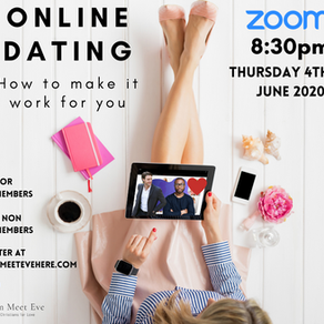 Online dating DOES work!!! But HOW???