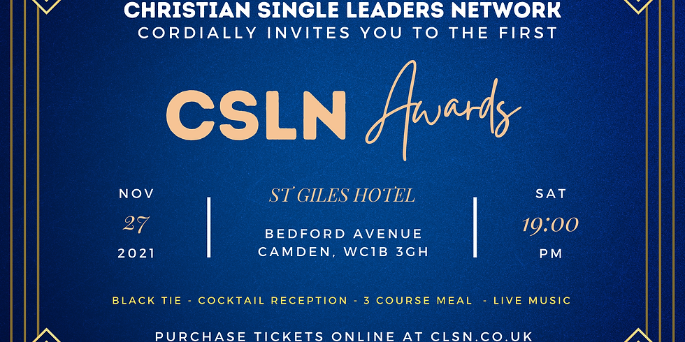 CSLN Awards 2021