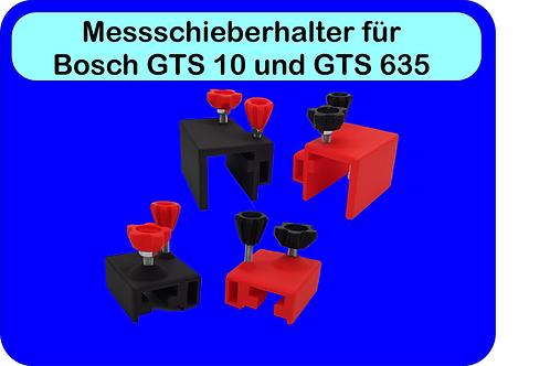 Messschieberhalter GTS10 XC oder 635