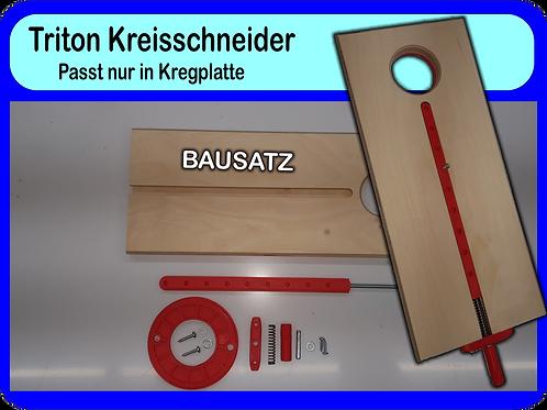 Kreisschneider für KREG Einlegeplatten
