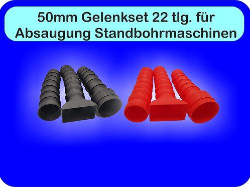 Absaug-Gelenkset für Standbohrmaschinen