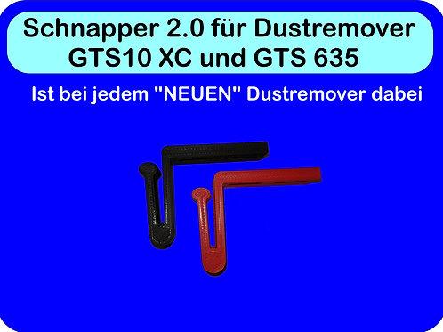 Schnapper für Dustremover