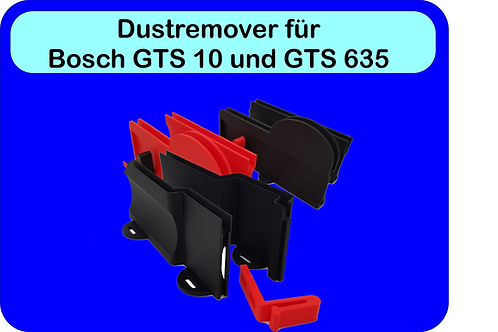 Dust Remover GTS 10 XC oder 635