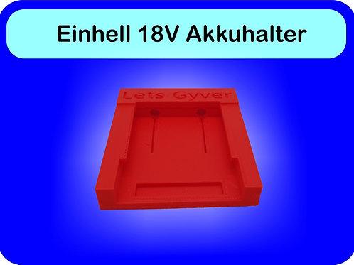 Einhell Akkuhalter 18V