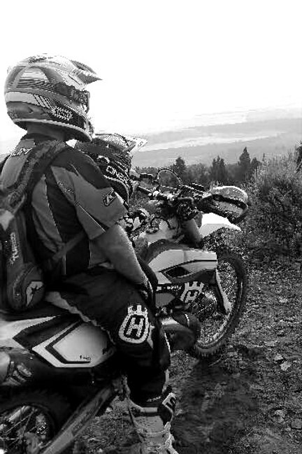2021 Fall Creek Fun Enduro Rider