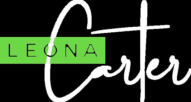 Leona-Carter-Logo-Green-White.png