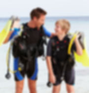 Father%20And%20Son%20With%20Scuba%20Divi