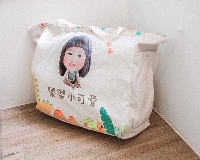客製禮物 客製幼兒園睡袋收納袋