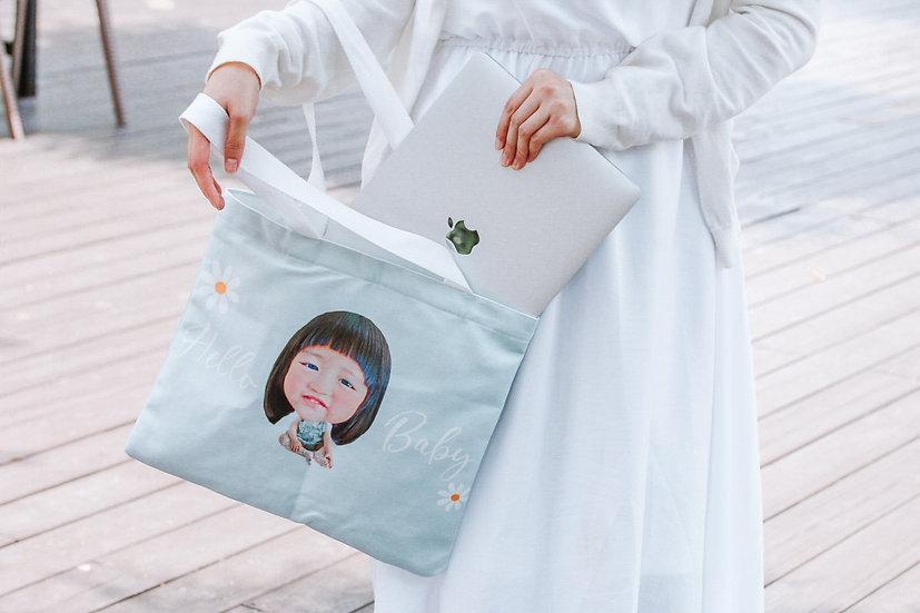 客製禮物|客製帆布包