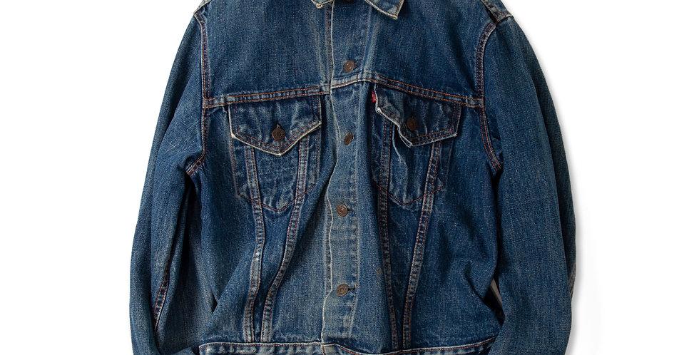 1960年代 リーバイス 70505 ビッグE デニムジャケット イエローバータック
