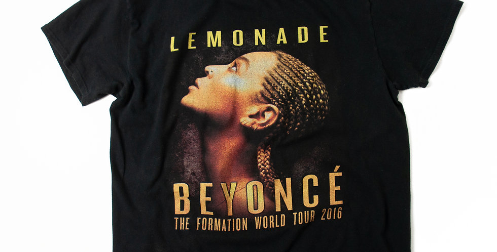 2016年 BEYONCE LEMONADE WORLD TOUR Tシャツ