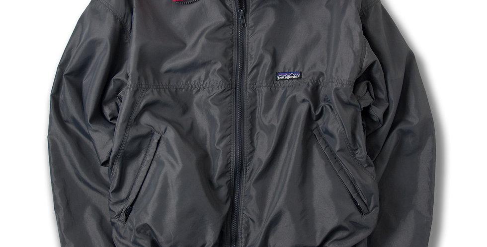 1990年製 パタゴニア シェルドシンチラ ジャケット グレーxピンク