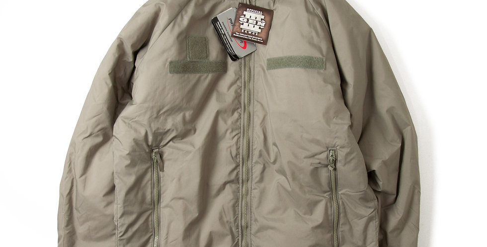 S R WILD THINGS ECWCS GENERATION3 LEVEL7 PARKA URBAN GRAY デッドストック