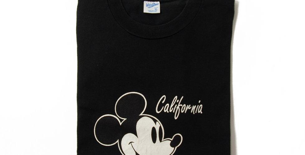 【XL】1990年代 ビンテージ ミッキーマウス Tシャツ M-6