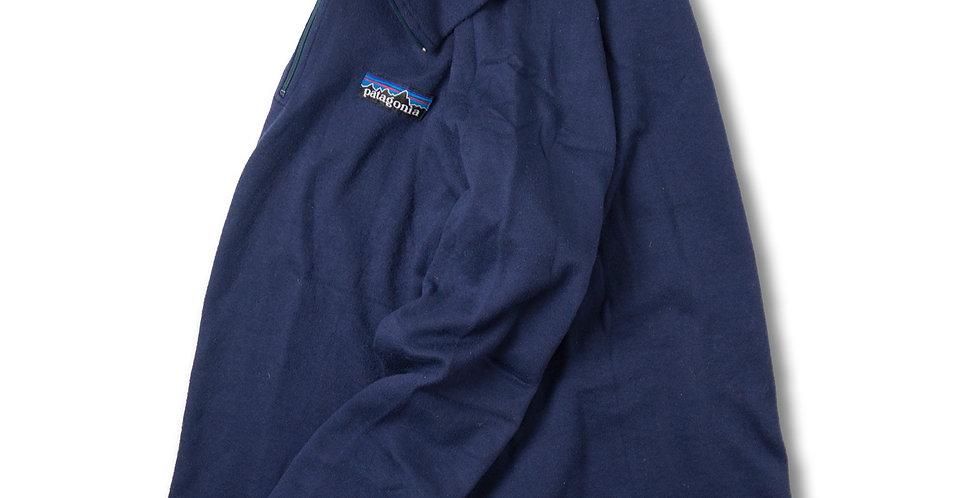 1980年代 パタゴニア ハーフジップ ポリプロピレンジャケット デカタグ