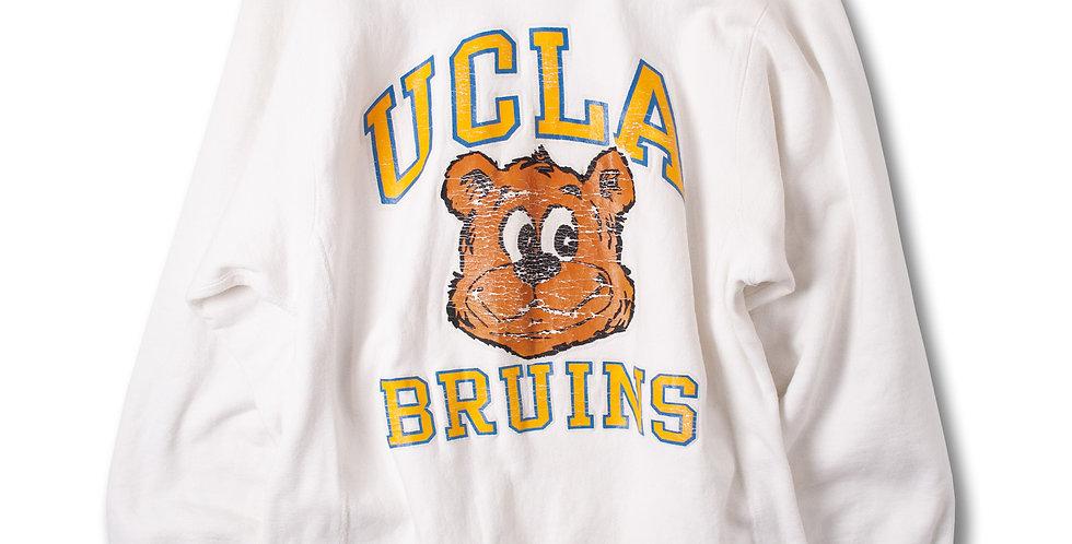 1980年代 チャンピオン リバースウィーブ UCLA BRUINS