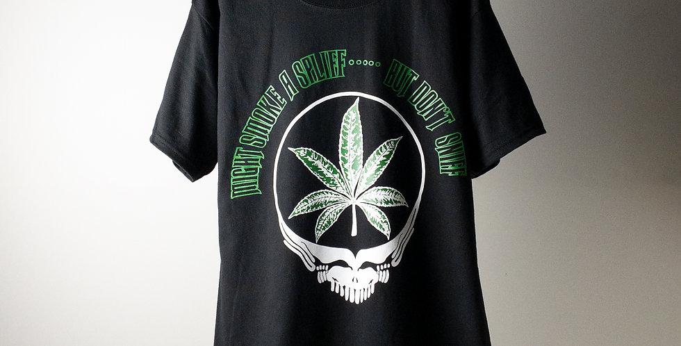グレイトフル・デッド DEAD A SPLIFF S/S パーキングロット Tシャツ