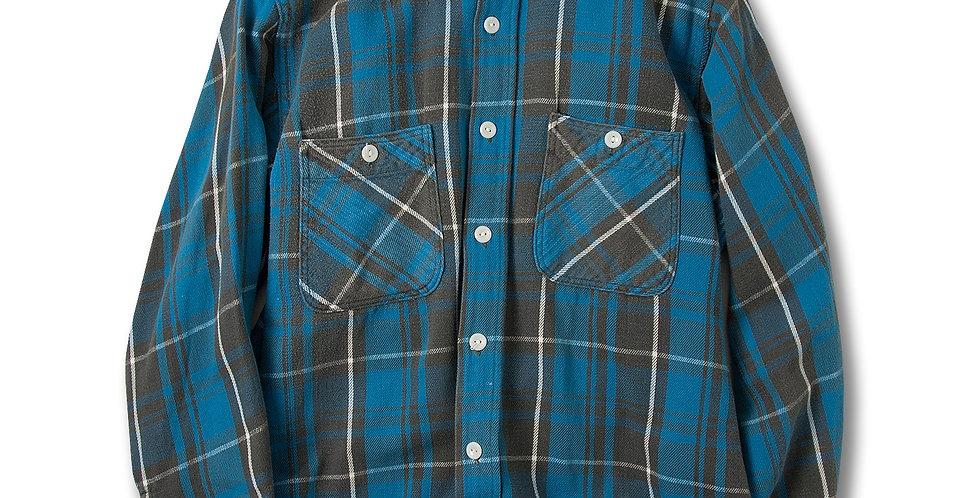1960年代 E&W POLAR ヘビーフランネルシャツ