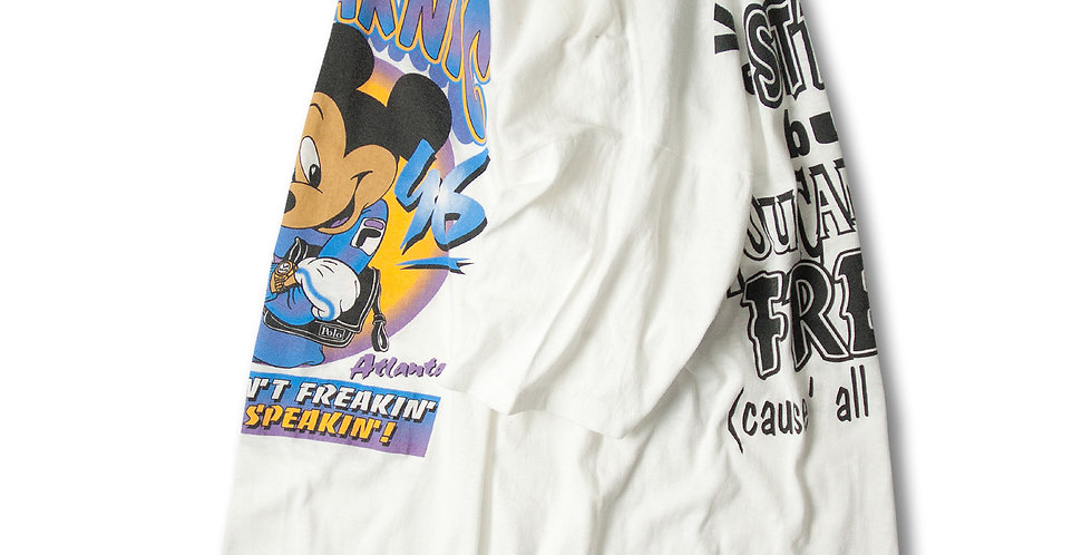 1996年 FREAKNIK '96 スーベニアTシャツ フリークニック