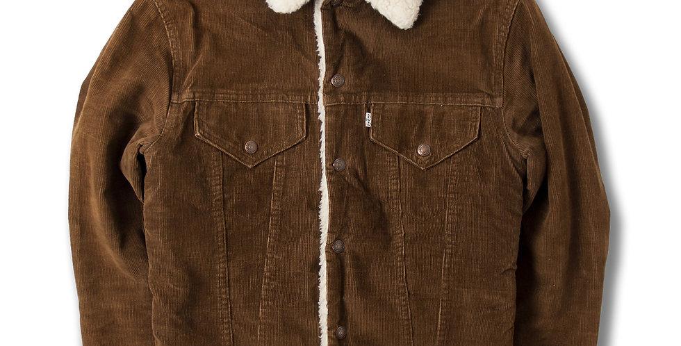 1970年代 リーバイス 70605 サイズ36 コーデュロイボアジャケット