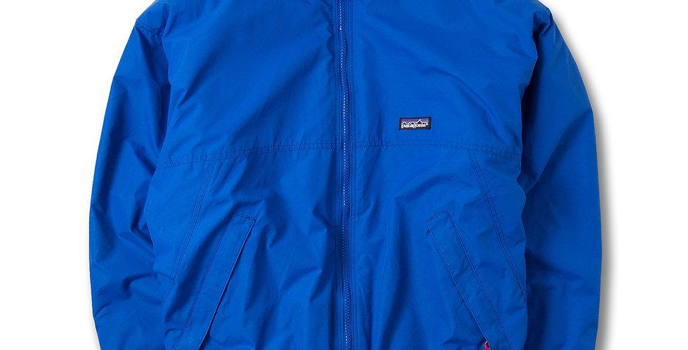 1989年製 パタゴニア シェルドシンチラ ジャケット ブルー x グレー