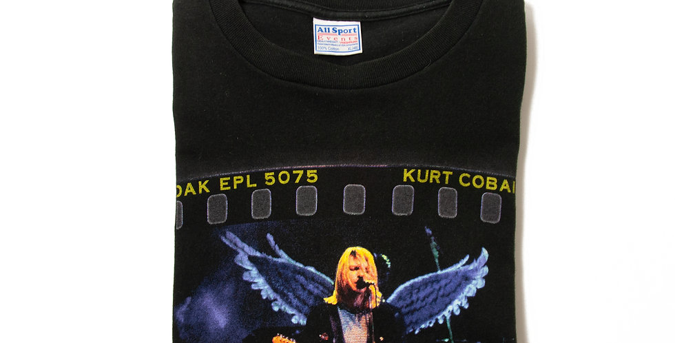 1993's NIRVANA Live And Loud Seattle 1993 Tシャツ