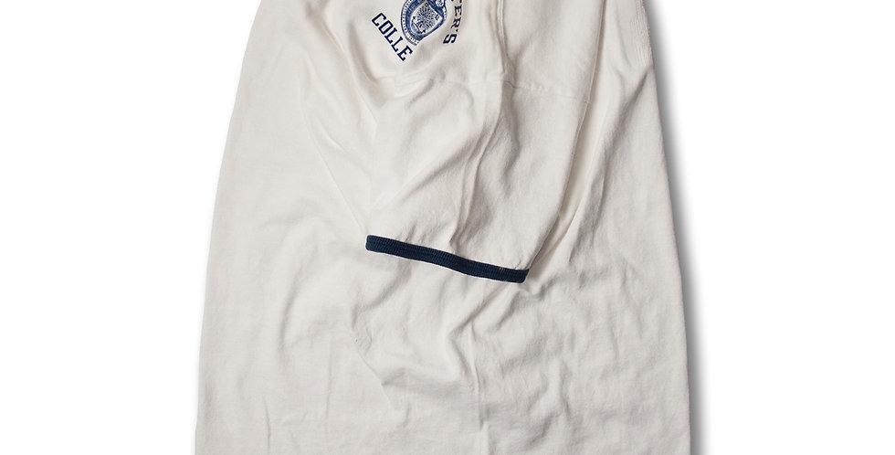 1980年代 チャンピオン チョコチン リンガーTシャツ MEDIUM