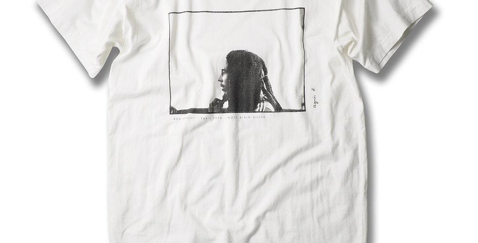 1990年代 アニエスべー フォトコレクションTシャツ ボブマーリー