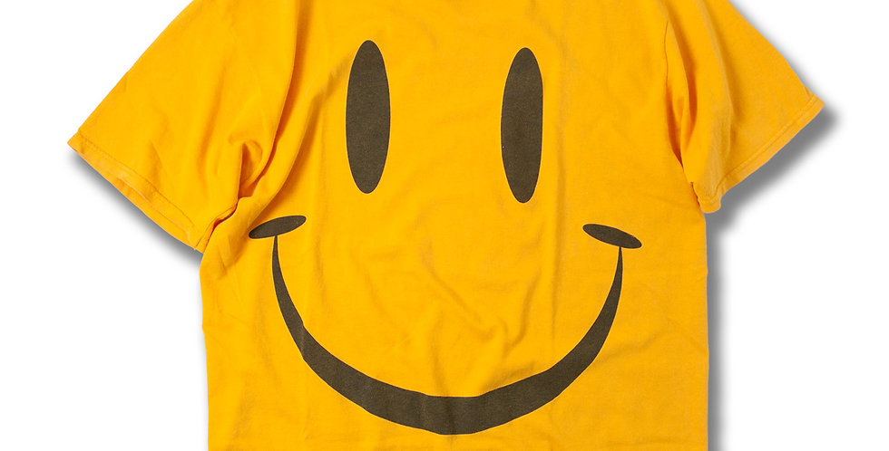 1990年代 Hanes アメリカ製 スマイリーフェイス Tシャツ