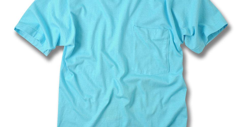1980年代 デッドストック アメリカ製 FRUIT OF THE LOOM ポケットTシャツ