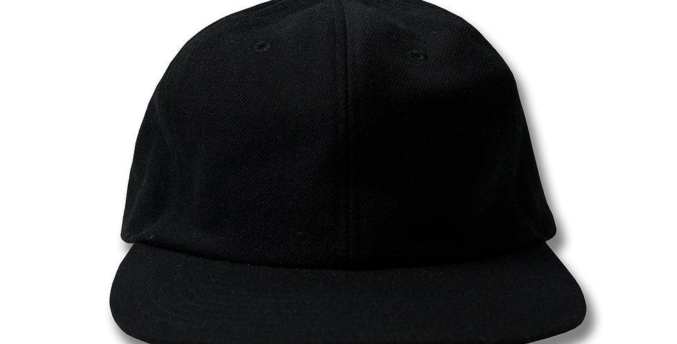 THE H.W.DOG & Co. DOG-00001M BASEBALL CAP BLACK
