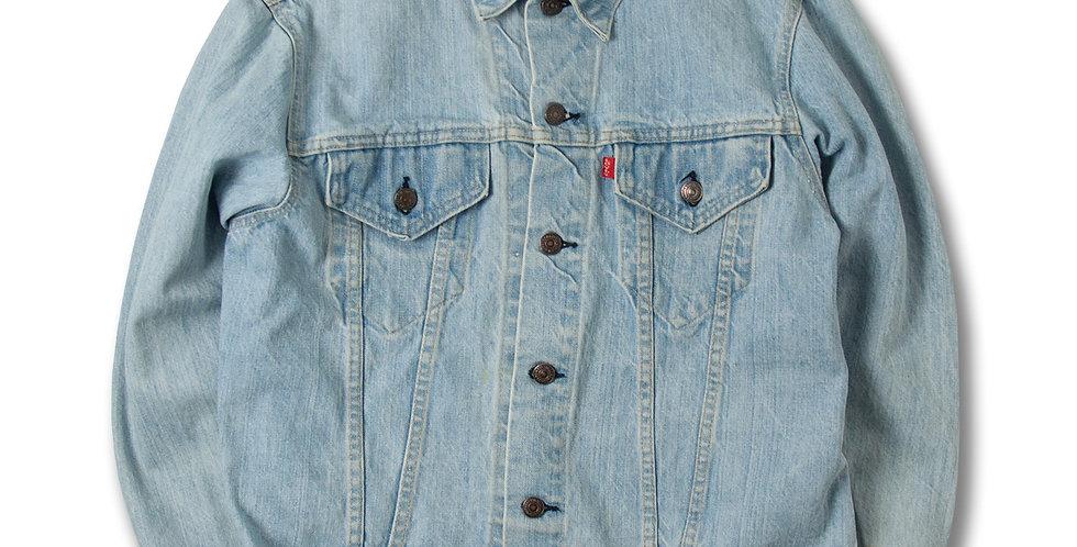 1970年代 リーバイス 70505−0217 デニムジャケット アイスウォッシュ