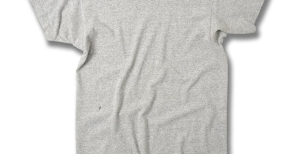 1980年代 チャンピオン グレー杢 Tシャツ コットントリコタグ 88/12