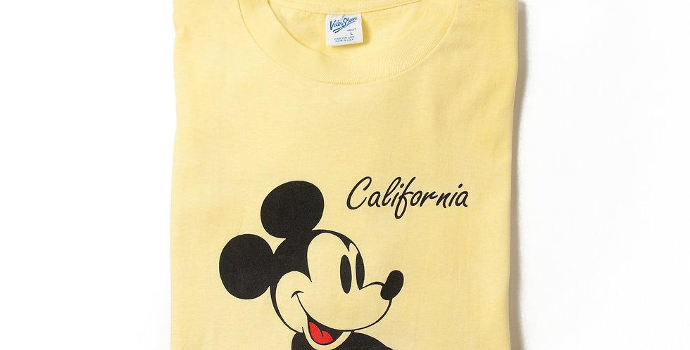 【L】1990年代 ビンテージ ミッキーマウス Tシャツ M-29