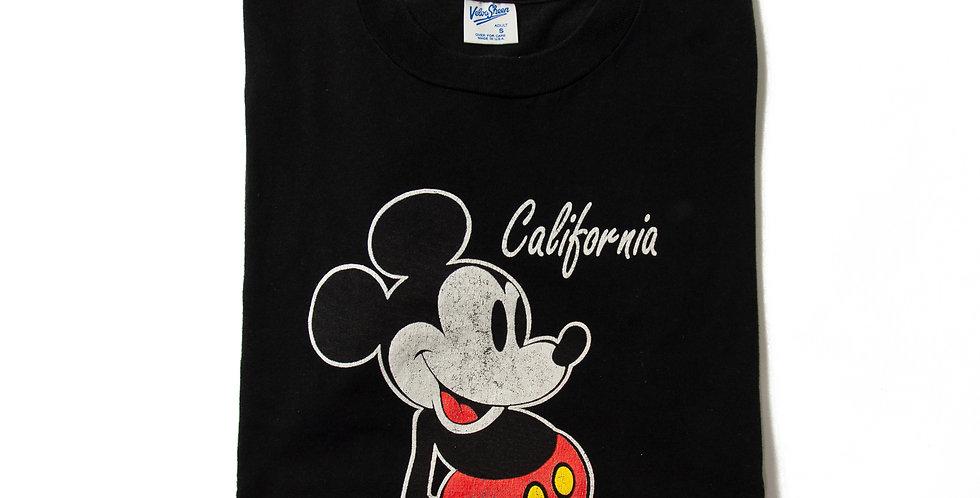 【S】1990年代 ビンテージ ミッキーマウス Tシャツ M-8