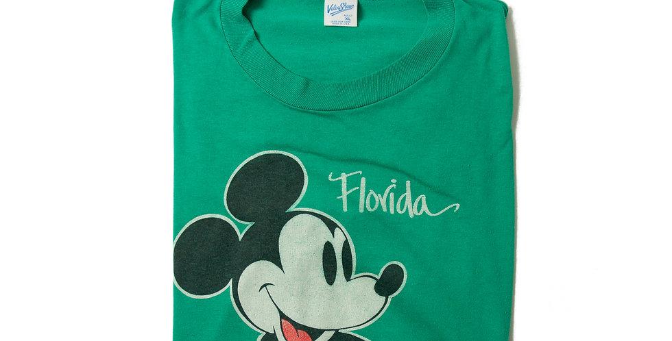【XL】1990年代 ビンテージ ミッキーマウス Tシャツ M-16