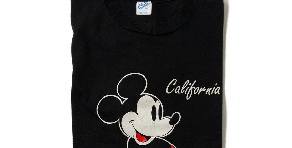 【L】1990年代 ビンテージ ミッキーマウス Tシャツ M-7